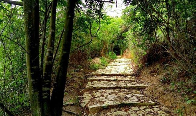 【特惠活动】【岐澳古道】12月07日 中山 古丝绸之路 徒步穿越 吃乳鸽  第1期