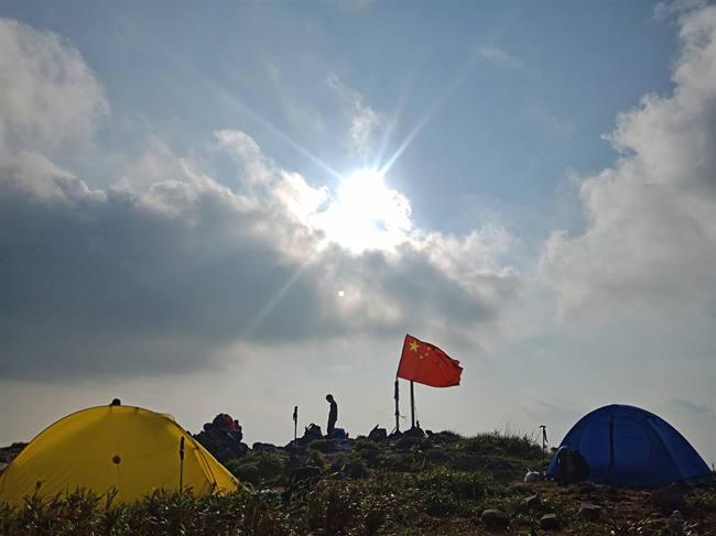【船底顶·罗新线】7月10日-7月12日 中国十大非著名山脉 爱恨船底顶 精典罗新线 第6期